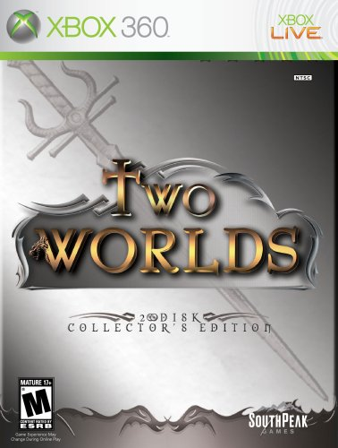 Two Worlds Collectors Edition  Xbox 360