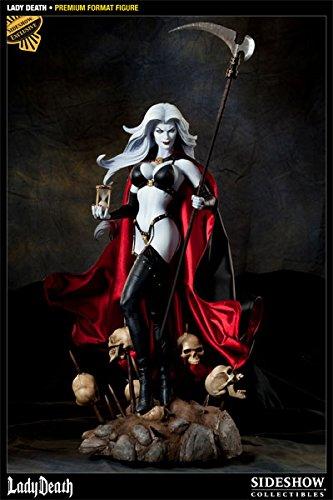 Sideshow Collectibles Lady Death Premium Format Figure Exclusive Version
