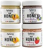 HEALTHY BREAKFAST Honey Gift set - Honey Spread, Jam & Jelly Gift Set - 32 Ounce