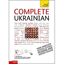 Complete Ukrainian Beginner to Intermediate Course: Learn to read, write, speak and understand a new language