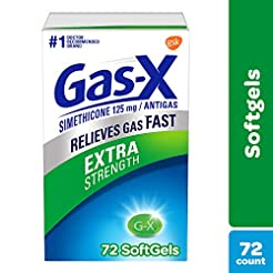 Gas-X Extra Strength Softgel for Fast Ga...