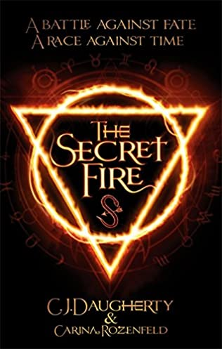 book cover of The Secret Fire