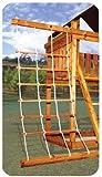 36'' Wide Rope Ladder w/ round dowels