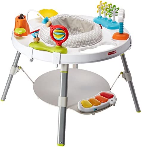 Skip Hop Explore and More Baby's View 3-Stage Interactive Activity Center 303325-CNSZP