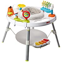 Skip Hop Explore and More Baby's View 3-Stage Activity Center, Multi, 4 Month...