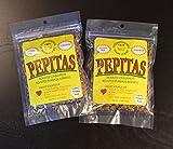 PEPITAS Pumpkin Seed Kernels Snack - Korintje Cinnamon (Two - 4 oz)