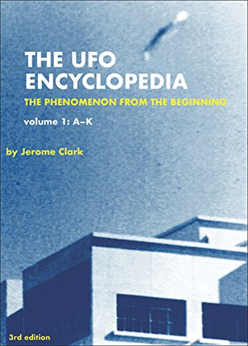 The UFO Encyclopedia, 3rd Ed., used for sale  Delivered anywhere in USA