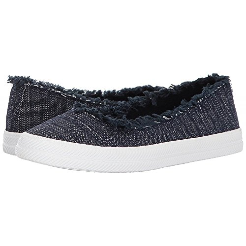 Fashion Au5 Offspring Navy Women's Uk4 Flat Rocket Espadrille Skim Cotton Dog Us6 Eu37 CFwqX