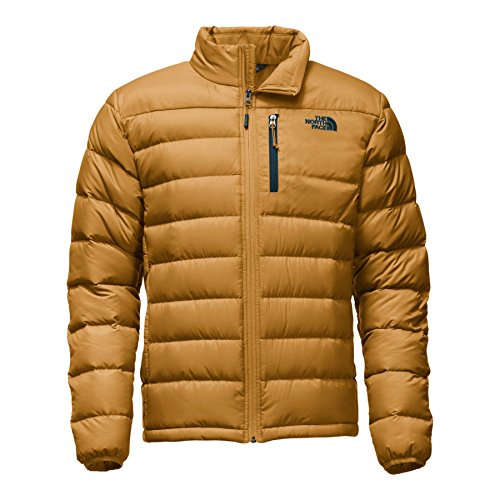 The North Face  Men's Aconcagua Jacket Golden Brown Outerwear
