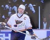 Wayne Gretzky Signed St Louis Blues 16x20 Photo JSA - Authentic Signed Autograph