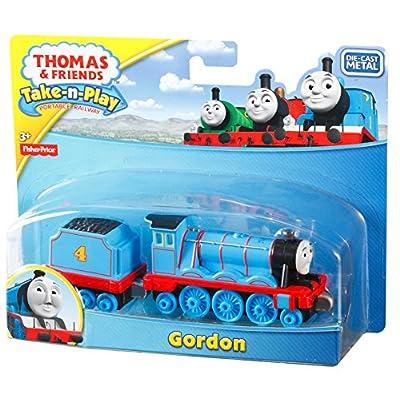 Fisher-Price Thomas & Friends Take-n-Play, Gordon: Toys & Games