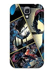 Snap-on Case Designed For Galaxy S4- Nightwing