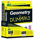 Geometry for Dummies®, Wiley Staff and Mark Ryan, 0470537027