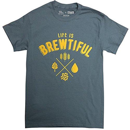 10oz apparel Life Brewtiful Beer