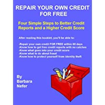 Repair Your Own Credit for Free