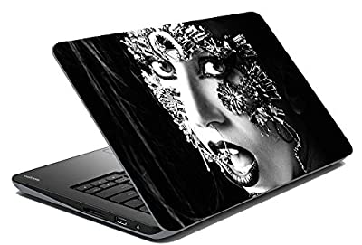 Desgin Studio20 Lady Gaga Laptop Skin