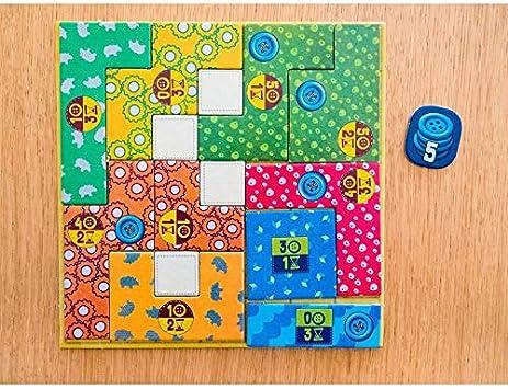 Maldito Games Patchwork expres - Juego de Mesa en Castellano: Amazon.es: Juguetes y juegos
