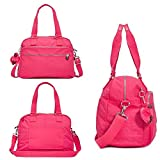 Kipling Women`s New Weekend Travel Bag (One Size, Vibrant Pink (688))