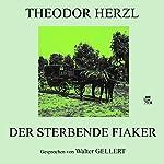 Der sterbende Fiaker | Theodor Herzl