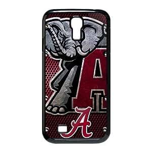 NCAA Alabama Crimson Tide Samsung Galaxy S4 i9500 Case Cover University Team Logo Snap On Galaxy S4 Cases