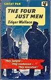 The Four Just Men, Edgar Wallace, 0881842753