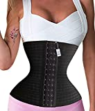 Product review for Gotoly Waist Trainer Corset for weight loss 4 spiral steel bones Genie Hourglass