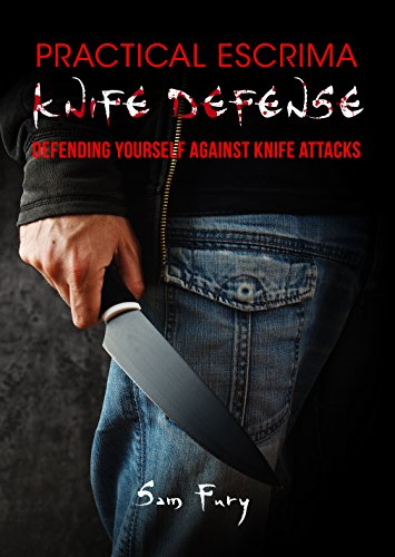 Practical Escrima Knife Defense: Defending Yourself against Knife Attacks (Vortex Control Self-Defense Book 2) by [Fury, Sam]