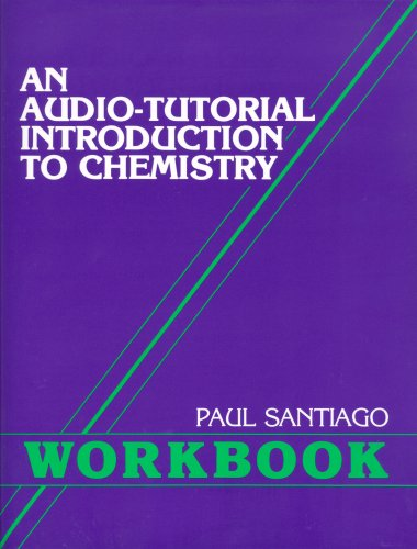 Audio-Tutorial Introduction to Chemistry