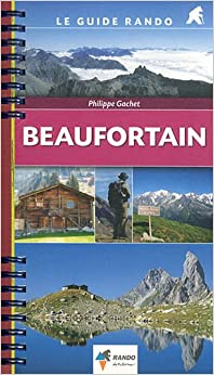 Book Beaufortain: RANDO.GU031