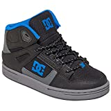DC Kids' Youth Rebound SE Skate Shoes