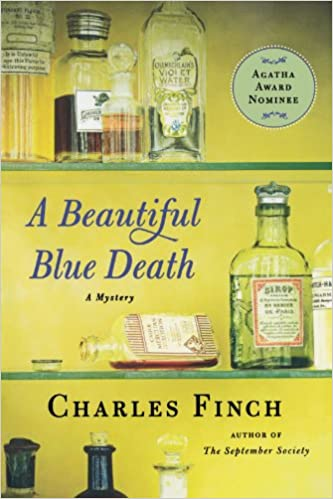 Image result for a beautiful blue death by charles finch