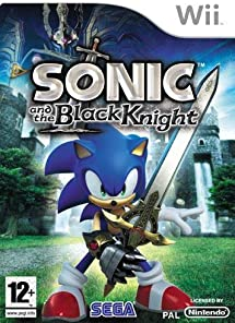 Sonic And The Black Knight Nintendo Wii Sega Of Amazon Com