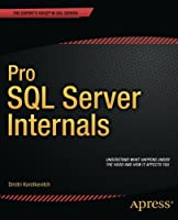 Pro SQL Server Internals Front Cover