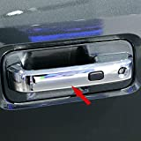 Generic Chrome Door Handle Cover Trim Trims Fit For Ford F150 F-150 2015 2016 2017 With Smart Keyhole