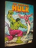 The Incredible Hulk Annual 1979