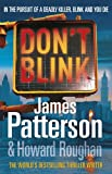 Don't Blink by James Patterson front cover