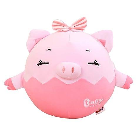 Amazon.com: Chubby Pig - Almohada de felpa para calentar las ...