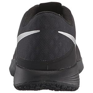 NIKE Men's FS Lite Trainer 4 Training Shoe Anthracite/Metallic Silver/Black Size 11.5 M US