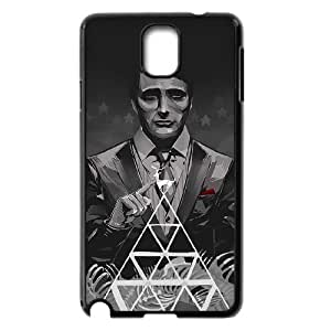 HXYHTY Cover Custom Hannibal Phone Case For Samsung Galaxy note 3 N9000 [Pattern-5]