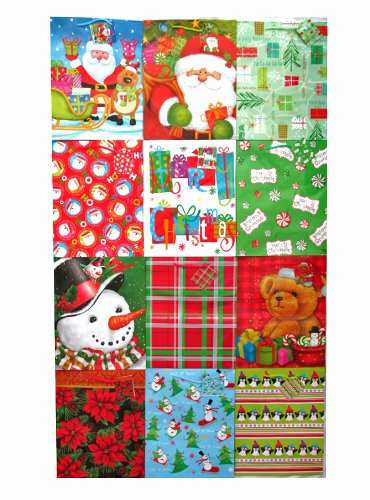 Large Christmas/Holiday Gift Bags 12.5