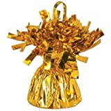 Gold Metallic Balloon Weight