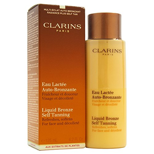 4.2 Ounce Self Tanner (Liquid Bronze Self Tanning By Clarins for Unisex, 4.2 Ounce)