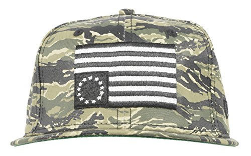 - Black Scale Rebel Flag Fitted Hat New Era 59Fifty Mens BLVCK SCVLE Camouflage 7 1/8