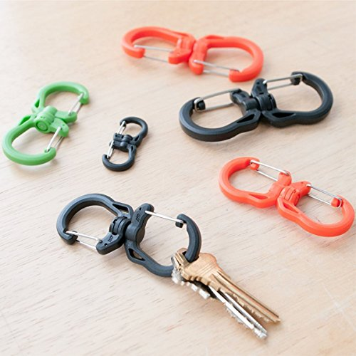 Tyny Tools Small Swivel Clips 4 Pack