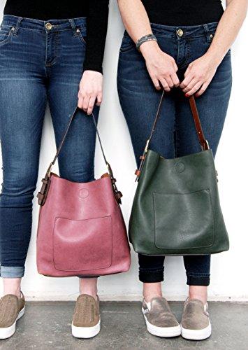 Susan Lemonade Coffee Handbag Pink Joy Hobo Handle Classic Tqxw4dd