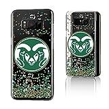 Keyscaper NCAA Colorado State Rams Unisex Samsung Galaxy Caseclear Case, Clear, Galaxy S8