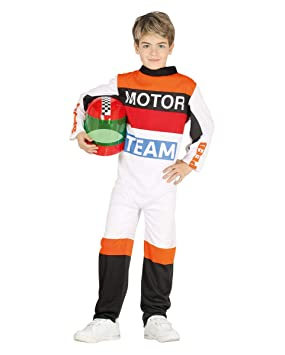 Disfraz Infantil De Corredores M 130-143: Amazon.es: Juguetes y juegos