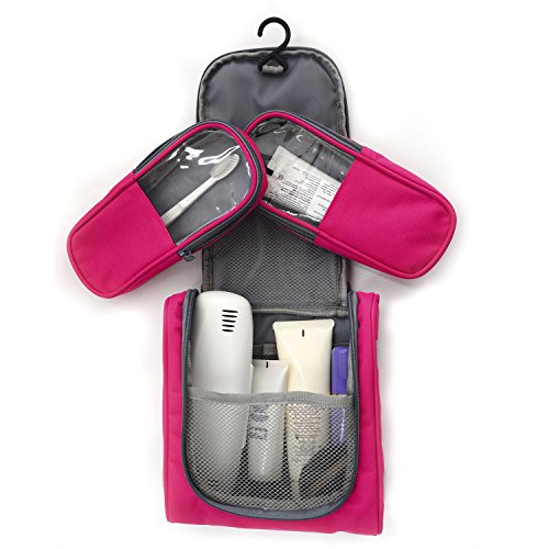 Hanging Toiletry Women Detachable Pockets product image