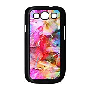 Abstract Art Samsung Galaxy S3 Hard Plastic Back Cover Case