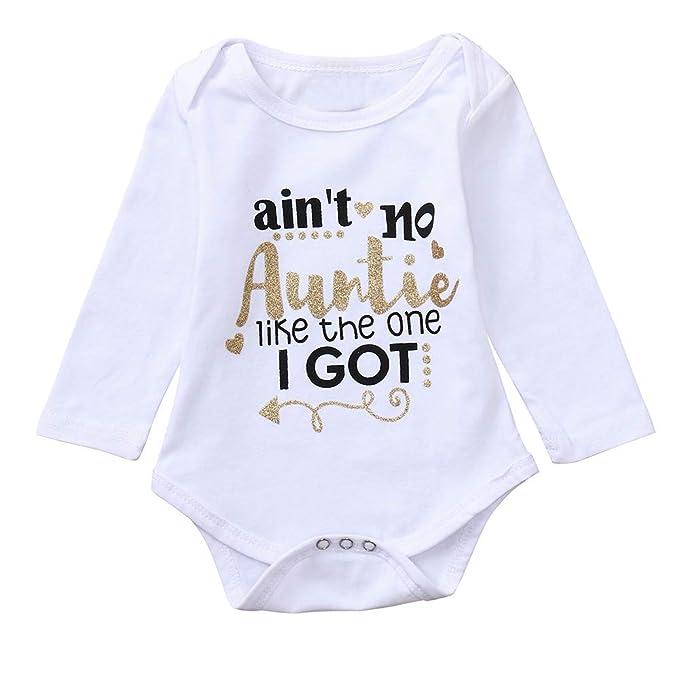 ♡♡POLPqeD bebé Monos Mangas largas bebé Monos Unisex Ropa Bebe Niña Recién Nacido Bebé